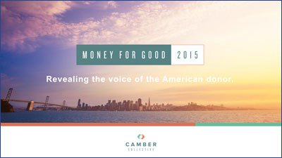 Money for Good 2015: There's $22 Billion Up for Grabs