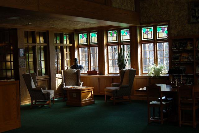 wagnalls reading room